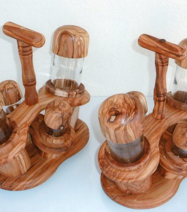 Oliere d ulivo in legno il legnaiolo - Portafrutta in legno ...